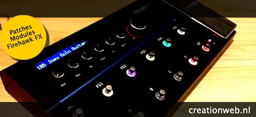 Patches, modules & presets by Joey Soplantila
