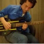 Joey Soplantila guitar