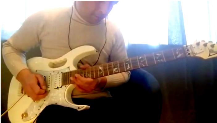 Joey Soplantila new patches: Metal Rock Serie